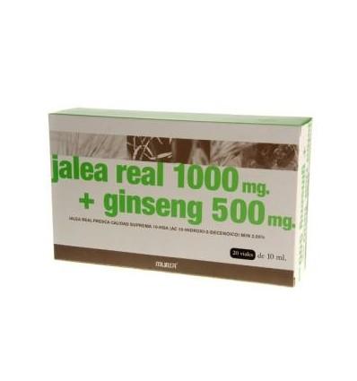 GELEA REIAL 1000 MG + 500 MG.GINSENG