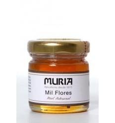 BOTE DE MIEL DE MIL FLORES 50 GR.
