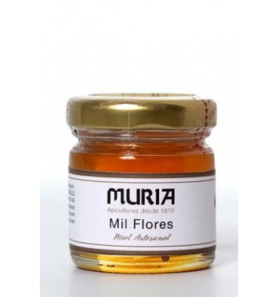 JAR OFTHOUSAND FLOWER HONEY 50 GRS