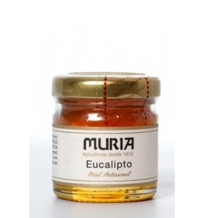 JAR OF EUCALYPTUS HONEY 50 GRS