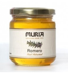 JAR OF ROSEMARY HONEY 250GRS