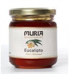 JAR OF EUCALYPTUS HONEY 250GRS