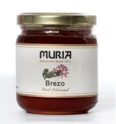 BOTE DE MIEL DE BREZO 250GRS