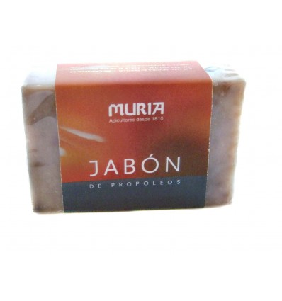 JABON DE PROPOLEOS 80GR.
