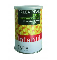 JALEA INFANTIL ECO 15 UNICADOSE 10ML