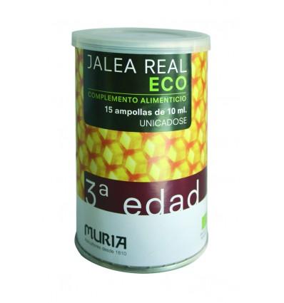 JALEA REAL 3RA EDAD 15 UNICADOSE 10ML