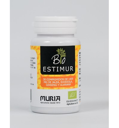 ESTIMUR 30 COMP 1400MG
