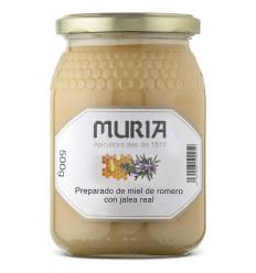 Miel con jalea real de 500GRS