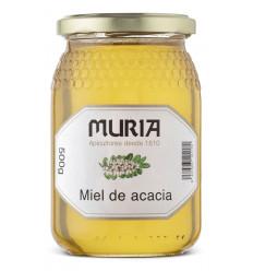 JAR OF ACACIA HONEY 500 GRS