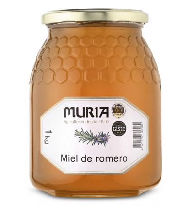 JAR OF ROSEMARY HONEY 1000 GRS