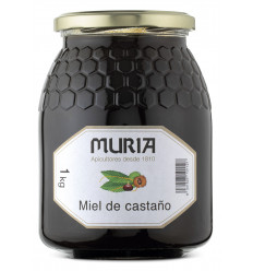 MIEL DE CASTAÑO 1KG
